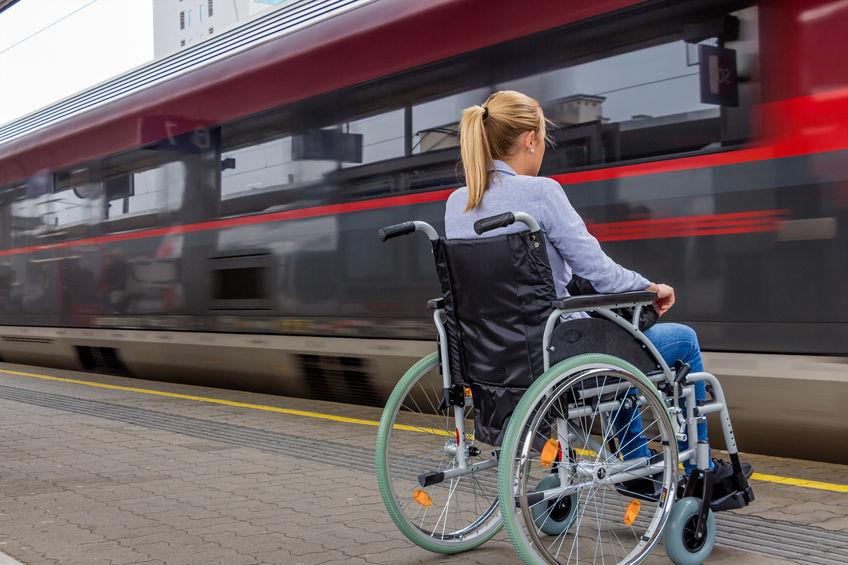 Vervoersvoorzieningen voor mensen met een beperking